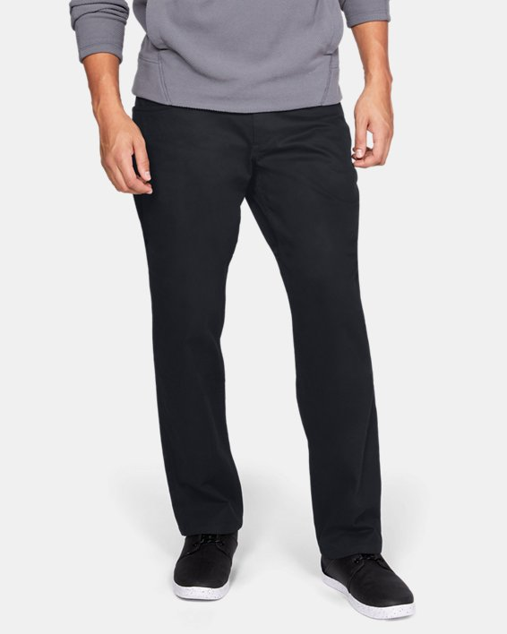 Men's UA Payload Pants, Black, pdpMainDesktop image number 0