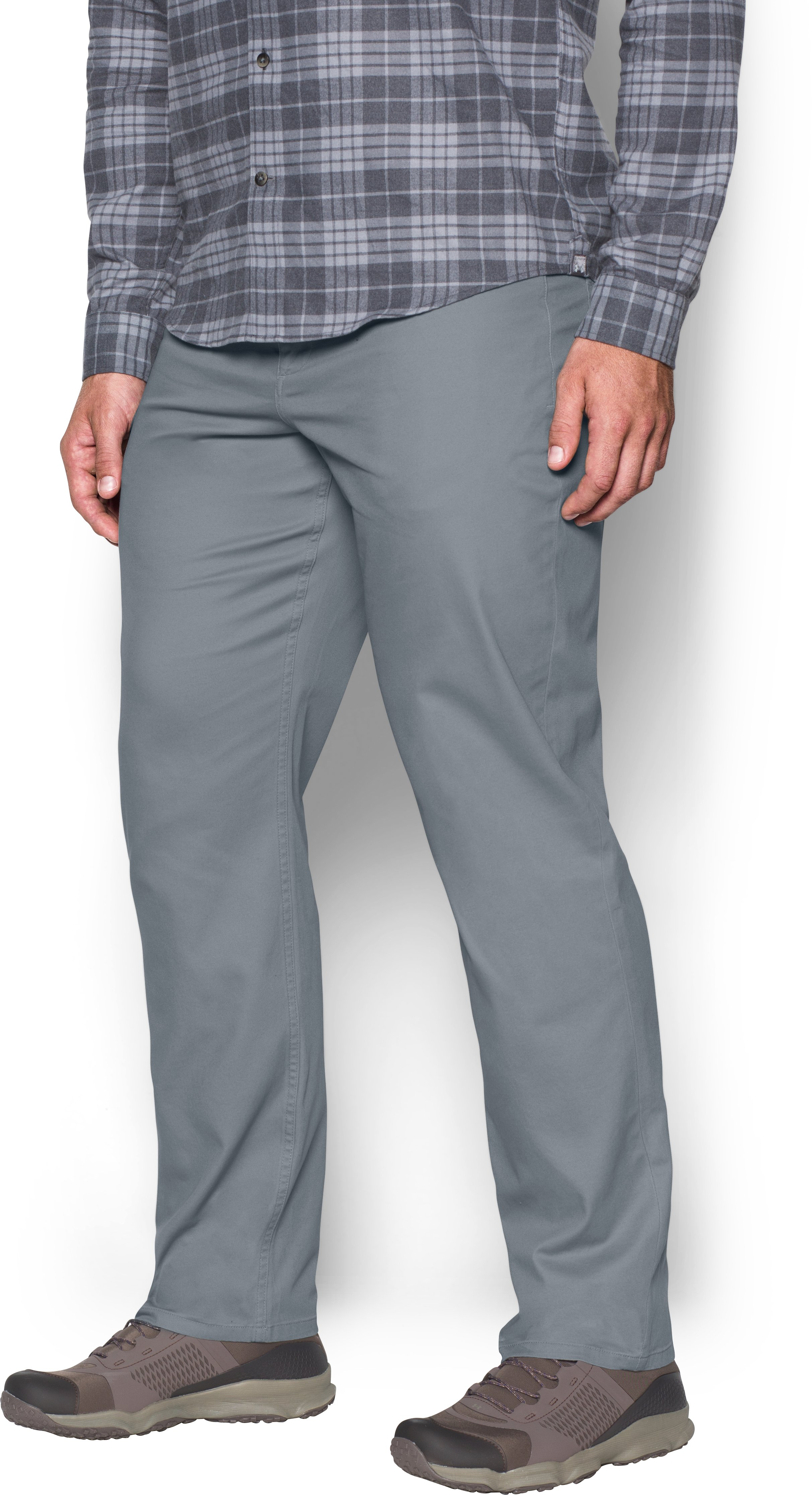 Men's UA Payload Pants, Steel