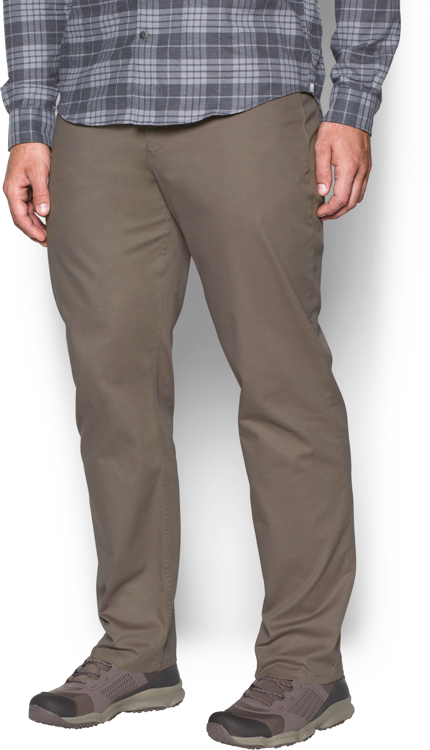 Men's UA Payload Pants, STONELEIGH TAUPE,