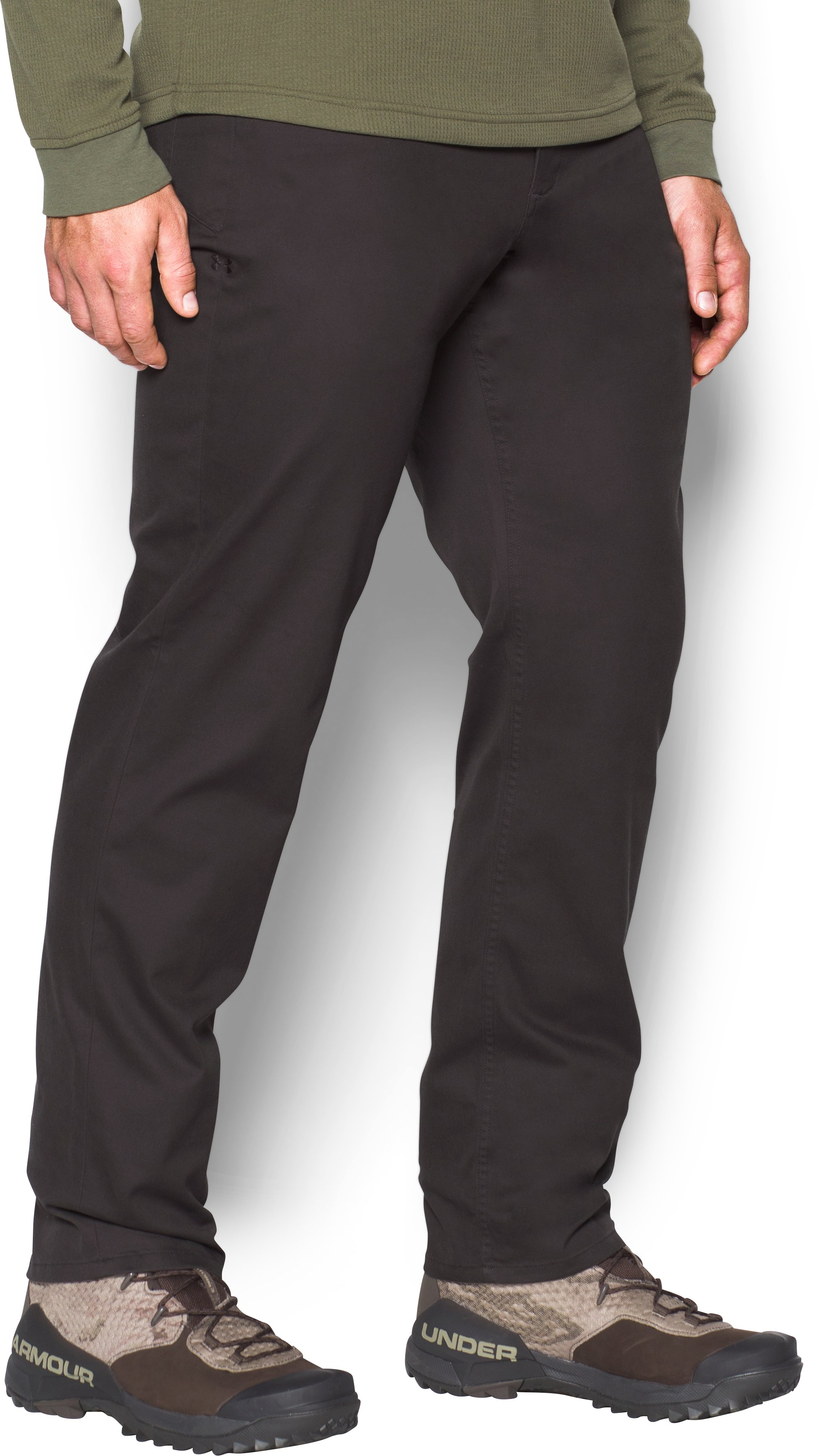 Men's UA Payload Pants, TRUFFLE GRAY