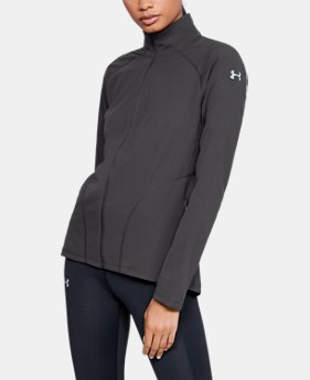 Women's UA Storm Launch Jacket  1  Color Available $75