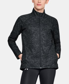New Arrival Women's UA Storm Launch Printed Jacket  1  Color Available $85