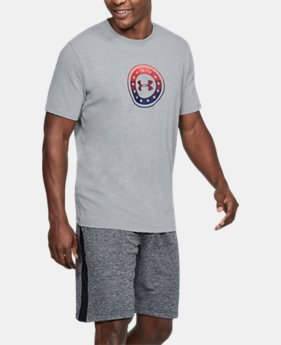 Men's UA Freedom Circle T-Shirt  1  Color Available $25