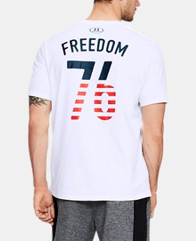 Men's UA Freedom Team USA T-Shirt  2  Colors Available $18.75