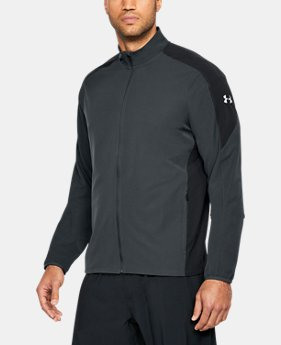 Men's UA Storm Out & Back Jacket  1 Color $75
