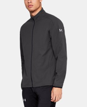 New Arrival  Men's UA Storm Launch Jacket  1  Color Available $90