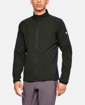 Men's UA Storm Launch Jacket  2  Colors Available $75