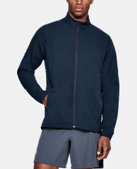 New Arrival Men's UA Storm Out & Back Jacket  1 Color $75