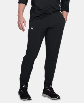 New Arrival Men's UA Outrun The Storm Speedpocket Pants  2 Colors $90