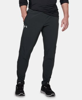 Men's UA Outrun The Storm Speedpocket Pants   $90