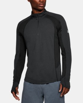 Men's UA Swyft ¼ Zip   $75