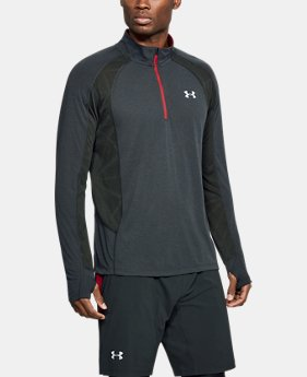 Men's UA Swyft ¼ Zip   $65