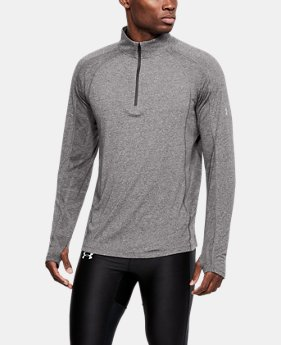 New Arrival  Men's UA Swyft ¼ Zip  4 Colors $75