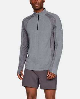 Men's UA Swyft ¼ Zip  1  Color Available $65