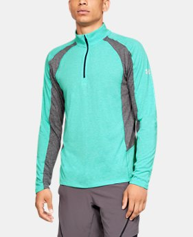 Men's UA Swyft ¼ Zip  5  Colors Available $75