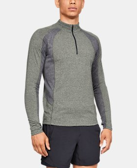 Men's UA Swyft ¼ Zip  7  Colors Available $75