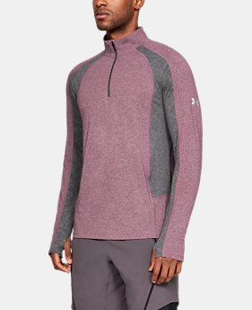 Men's UA Swyft ¼ Zip  7  Colors Available $65