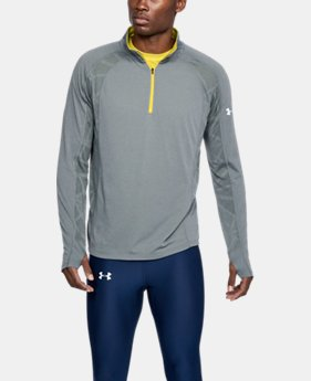 New Arrival Men's UA Swyft ¼ Zip  2 Colors $65