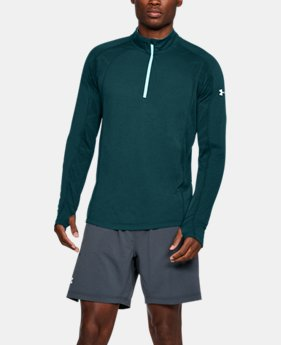 Men's UA Swyft ¼ Zip  7 Colors $65