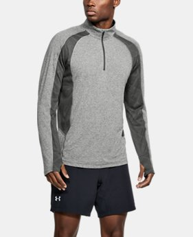 New Arrival Men's UA Swyft ¼ Zip   $65