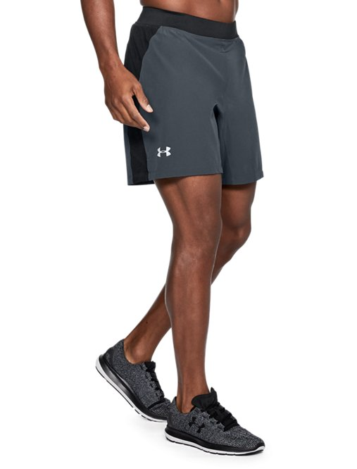 new design unbeatable price top-rated professional Men's UA Speedpocket Swyft 7'' Shorts