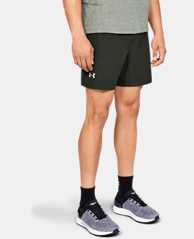 Best Seller Men's UA Speedpocket Swyft 7'' Shorts  2  Colors Available $50