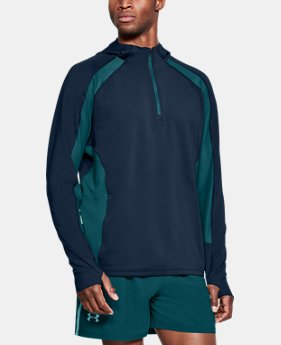 Men's ColdGear® Reactor Zip Hoodie  2  Colors $90