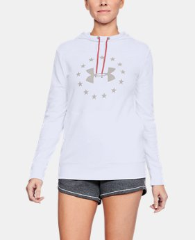 Women's UA Freedom Microthread Hoodie  2  Colors Available $60