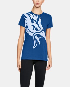 Women's UA Freedom Eagle T-Shirt   $18.75