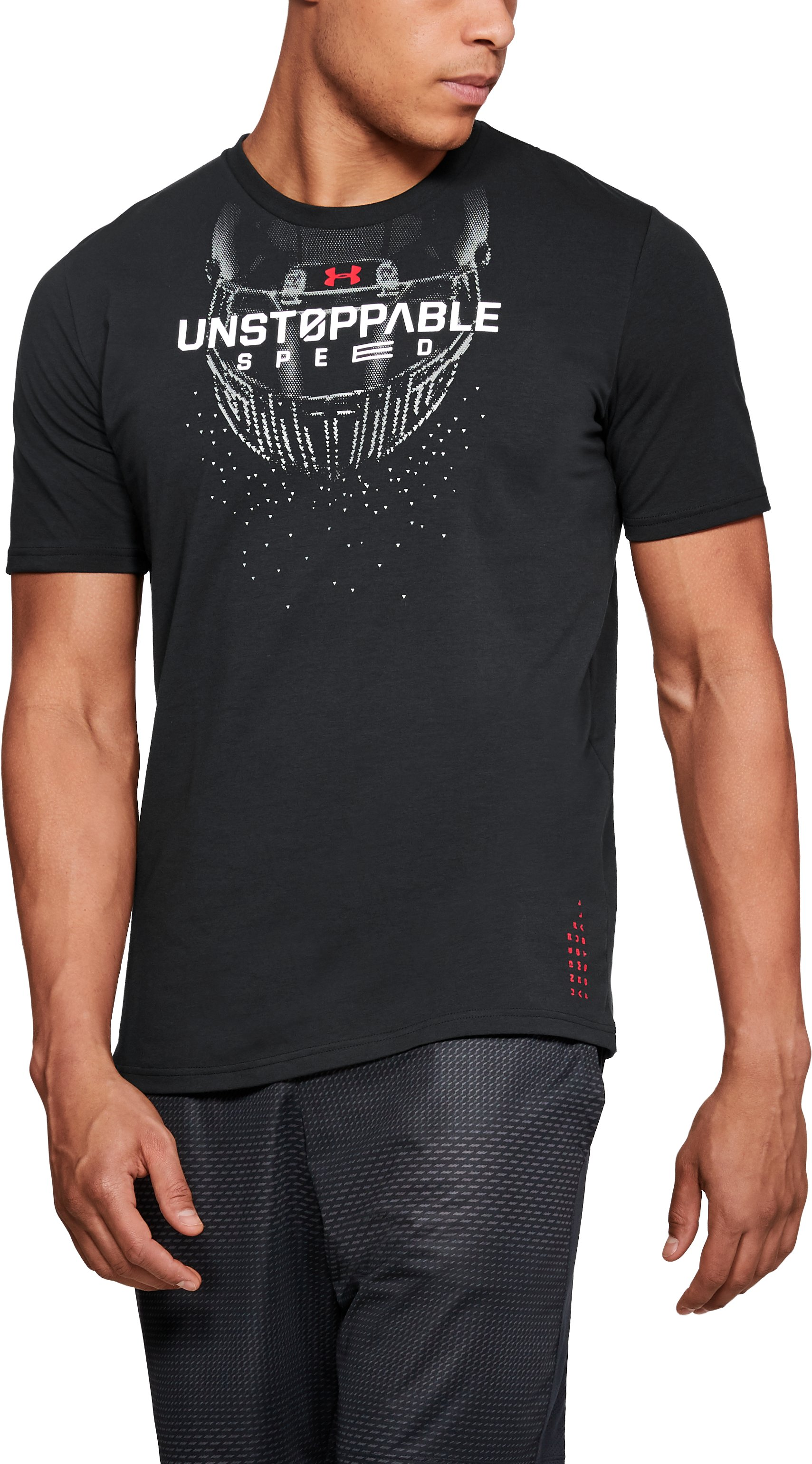 Men's UA Unstoppable Speed T-Shirt 2 Colors $25.00