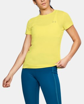 Women's UA Microthread Train Twist  1  Color Available $26.99