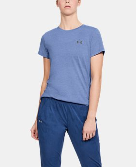 New Arrival Women's UA Twist Short Sleeve  1 Color $29.99
