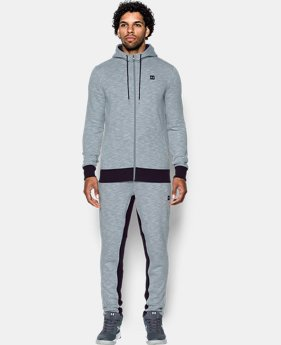 Men's UA Baseline Full Zip Hoodie  2 Colors $79.99