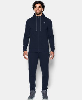Men's UA Baseline Full Zip Hoodie  1 Color $69.99