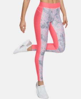 Women's HeatGear® Armour Printed Leggings LIMITED TIME: FREE U.S. SHIPPING 1 Color $50