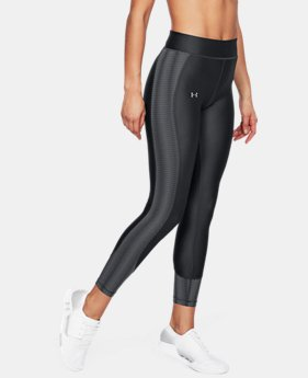 New Arrival Women's HeatGear® Armour Ankle Crop  1 Color $50