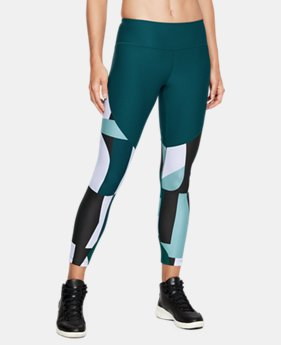 Women's UA Vanish Printed Crop  2  Colors Available $56.25