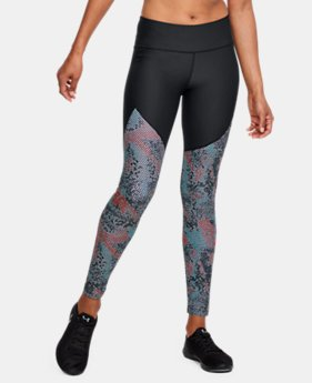 New Arrival Women's UA Vanish Printed Leggings  1 Color $75