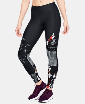 Women's UA Vanish Printed Leggings  1  Color Available $85