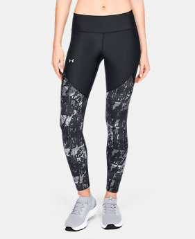 Women's UA Vanish Printed Leggings FREE U.S. SHIPPING 3  Colors Available $75