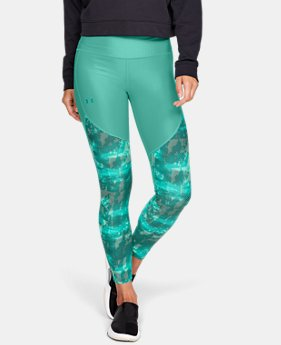 Women's UA Vanish Printed Leggings  1  Color Available $75