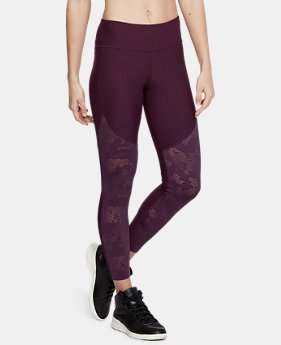 Women's UA Vanish Mesh Ankle Crop  4  Colors $70