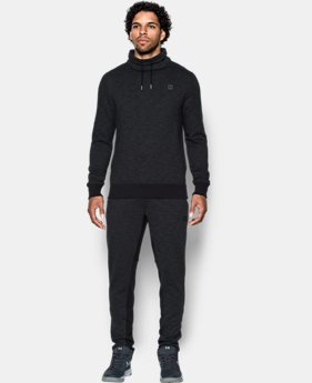 Men's UA Baseline Funnel Neck  2  Colors Available $44.99