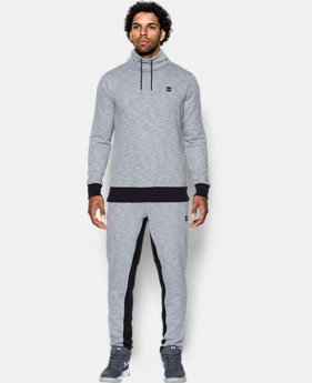 Men's UA Baseline Funnel Neck  4 Colors $59.99