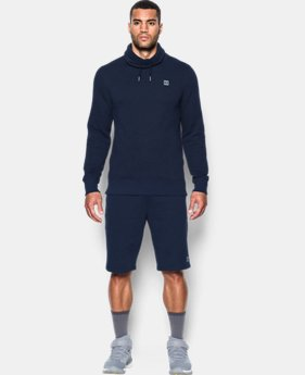 Men's UA Baseline Funnel Neck  1 Color $44.99
