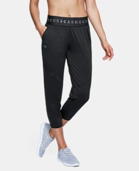 New Arrival  Women's UA Armour Sport Crop LIMITED TIME: FREE SHIPPING 2 Colors $50