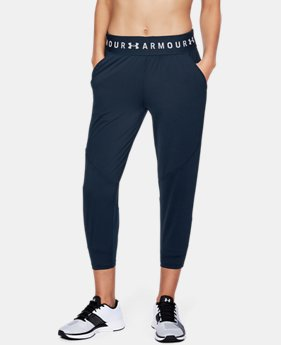 Women's UA Armour Sport Crop  1  Color Available $33.75