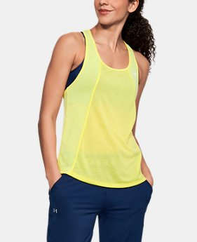 Women's UA Siro Fashion Tank  1  Color Available $30
