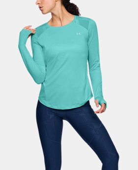 Women's UA Armour Sport Long Sleeve  3  Colors Available $50