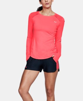 Women's UA Armour Sport Long Sleeve  1 Color $45